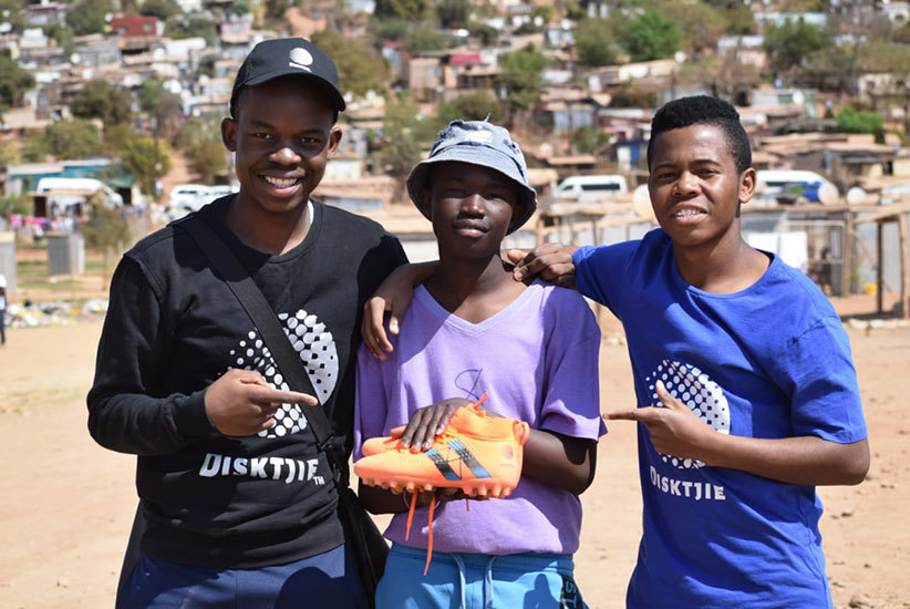 The 19-Year Old Entrepreneur Makes Soccer Shoes For Gravel Pitches