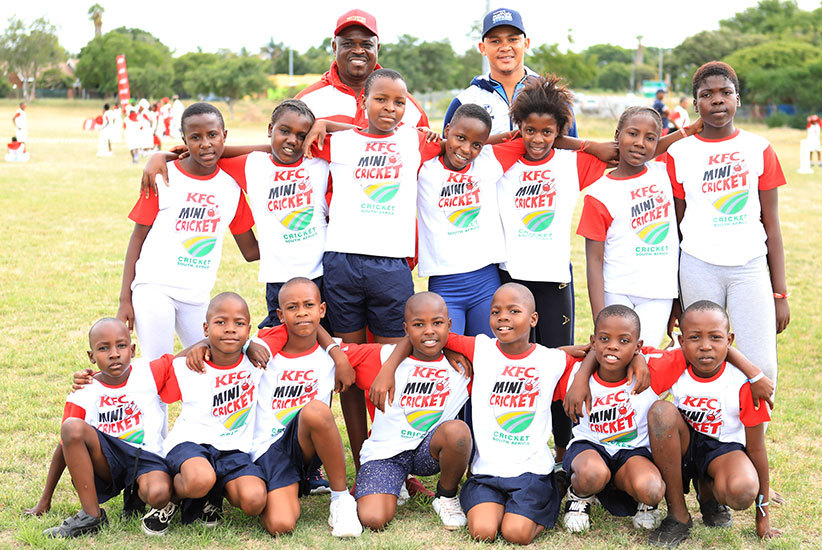 The KFC Mini-Cricket Expands Inquisitiveness In Limpopo