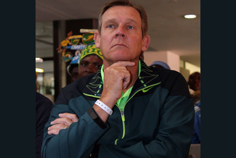 Even during lockdown football has evolved, believes 1996 AFCON winning captain, Neil Tovey