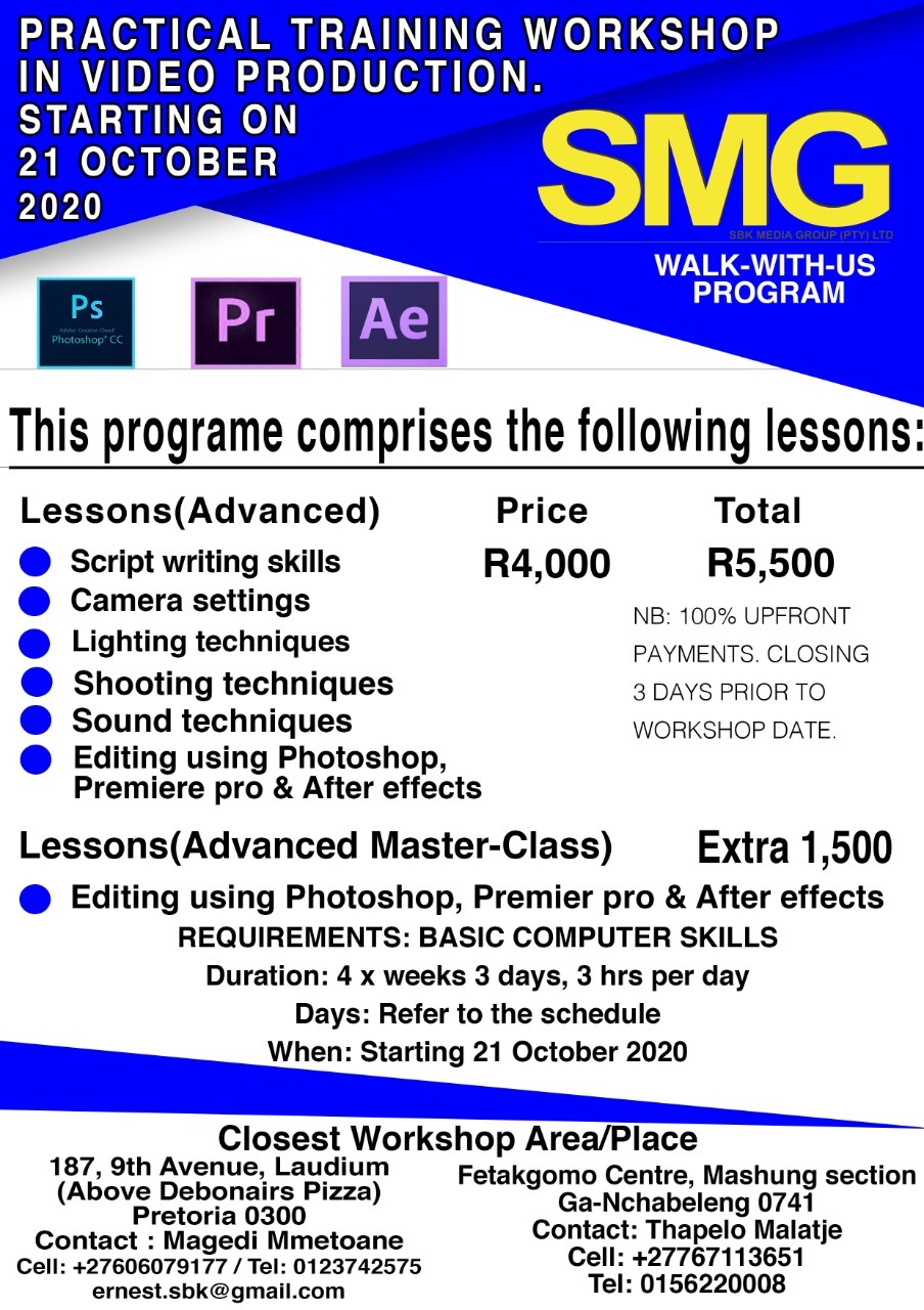 The Practical Video Production Workshop