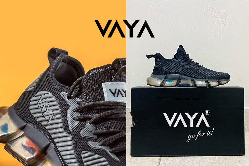 VAYA Footwear - Sneaker for the Ambitious
